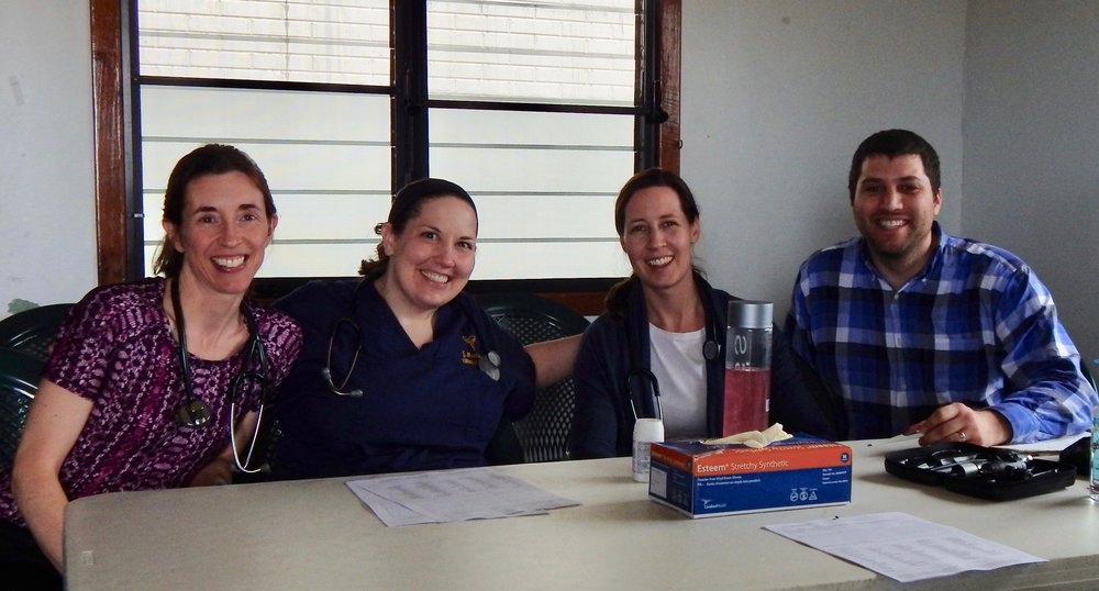 January 2017 Medical Team