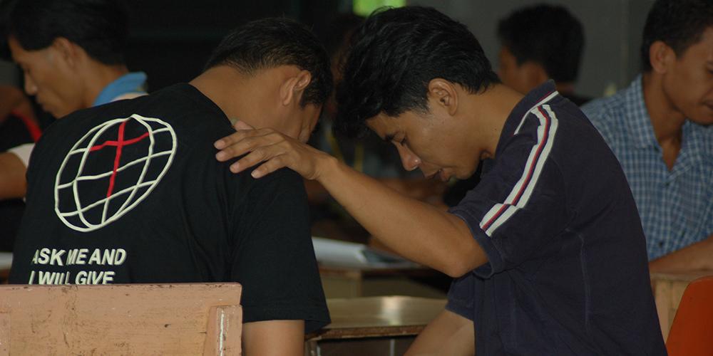 Indo Prayer Training