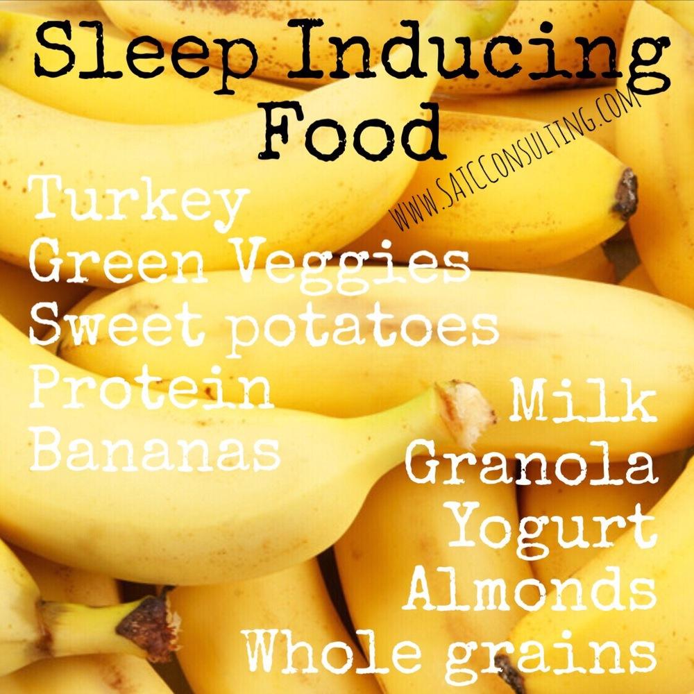 Food that Helps you Sleep all night