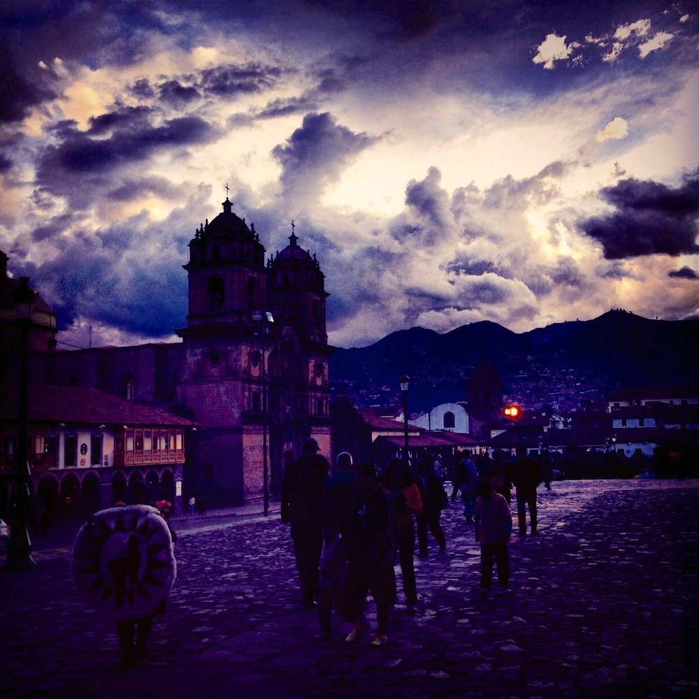 Plaza de Armas, Cusco Peru - 3 Days*