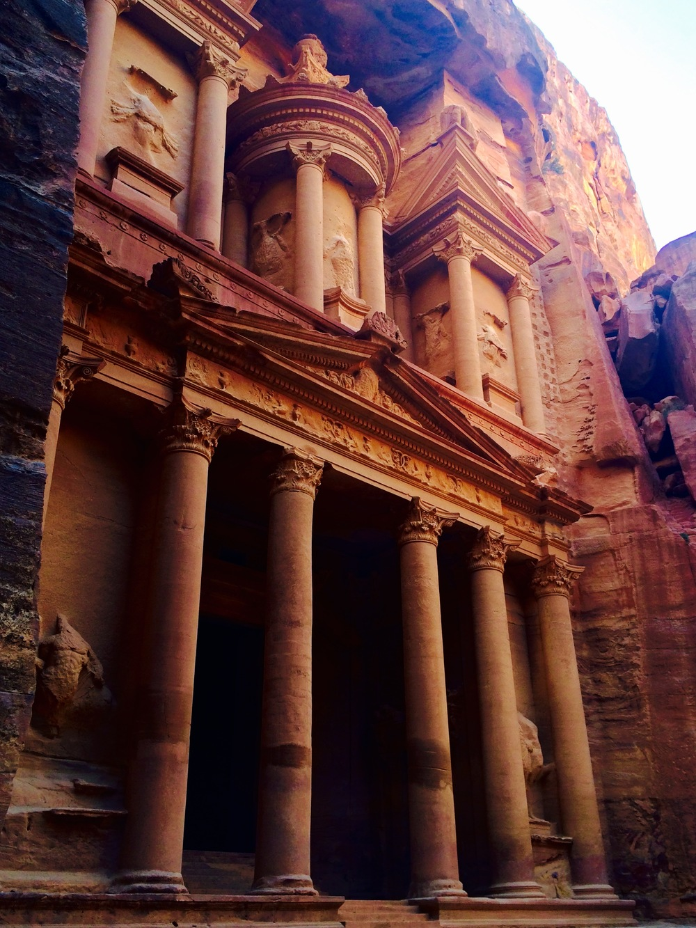 The Treasury, Petra Jordan - 3 Days*
