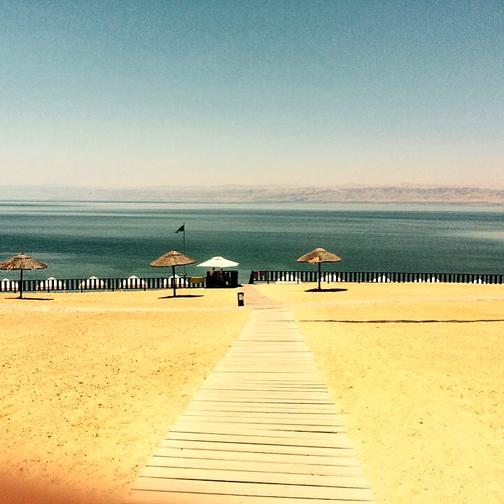 Floating in the Dead Sea, Jordan - 3 Days*