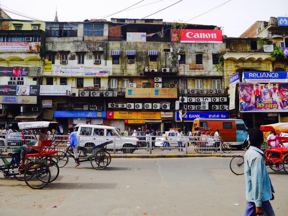 Street life, Delhi India - 3 Days*