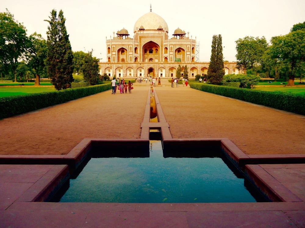Humayun's Tomb, Delhi India - 3 Days*