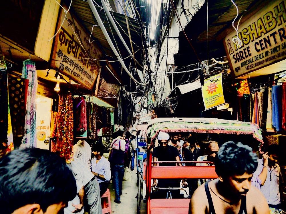 Market life in Delhi India - 3 Days*