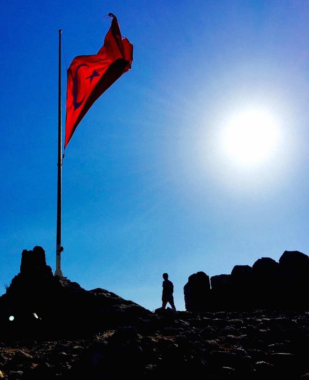 Turkish flag, Turkey - 3 Days*