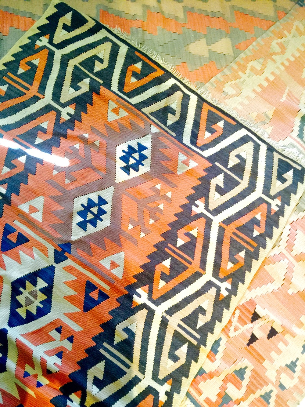 Turkish Kilim rug, Turkey - 3 Days*
