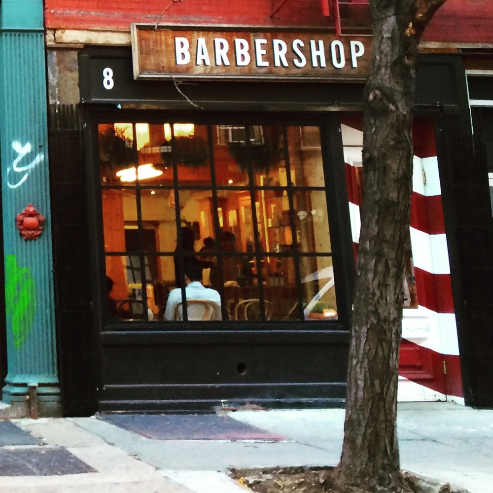 Barbershop NYC Manhattan 3 Days*
