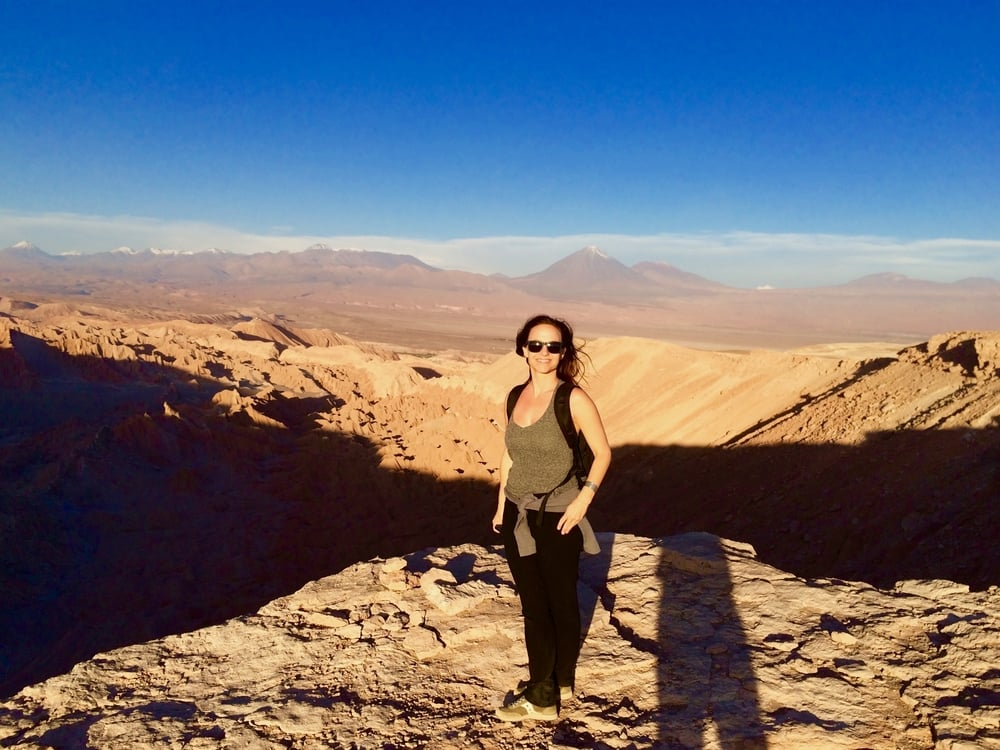 Valle de La Muerte, San Pedro de Atacama Desert, Chile - 3 Days*