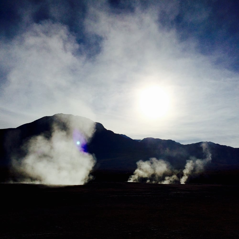 El Tatio Geysers, Atacama Altiplano Chile - 3 Days*