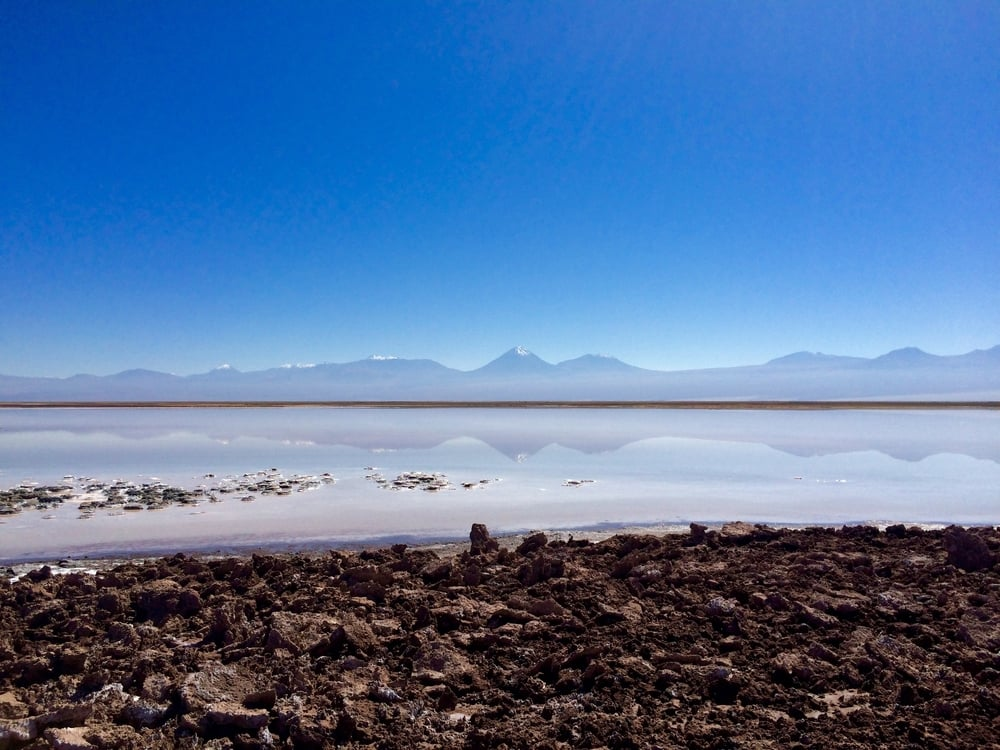 Reflections at Salar de Atacama, Chile - 3 Days*