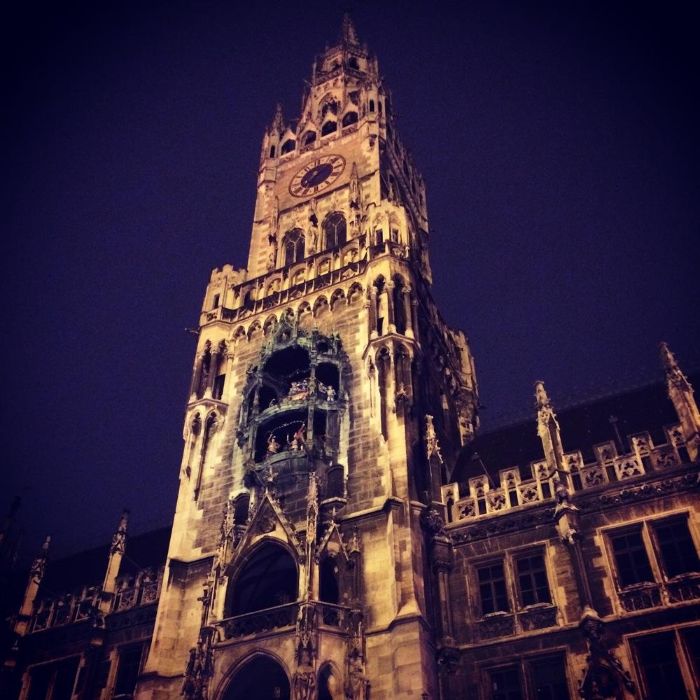 City Hall Munich, Germany - 3 Days*