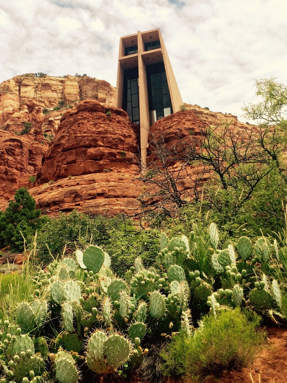 Chapel of the Holy Cross, Sedona AZ US - 3 Days*