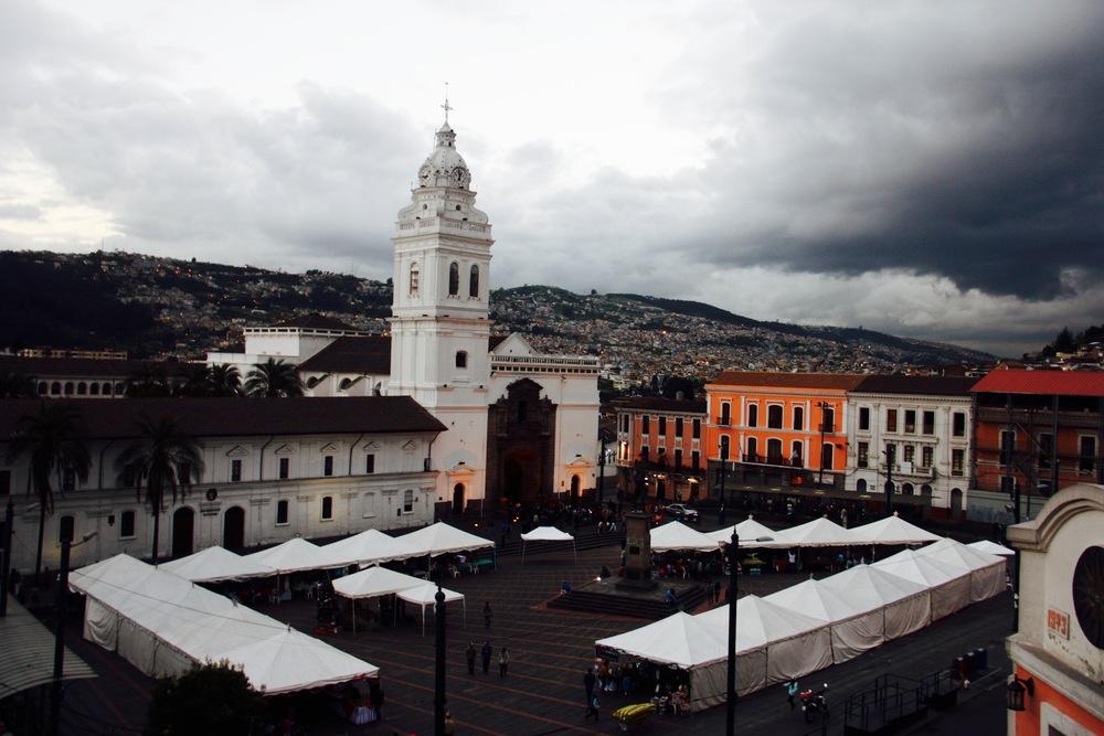 Iglesia de Santo Domingo, Quito Ecuador - 3 Days*