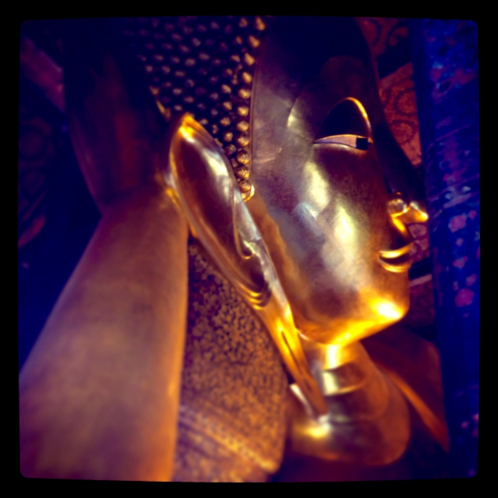 Lying Buddha at Wat Po Temple, Bangkok - 3 Days*