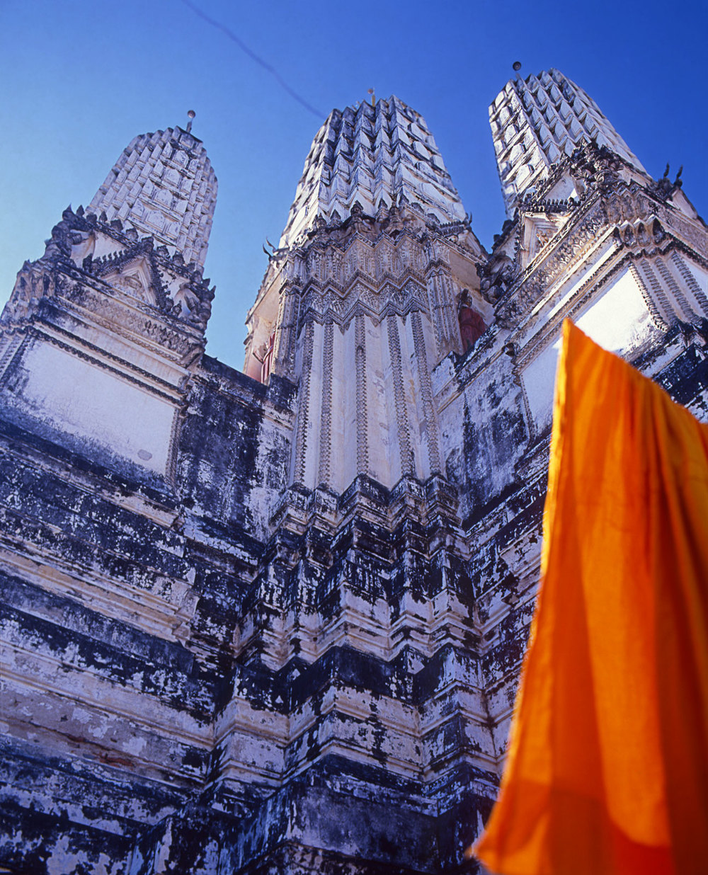 Wat Arun Temple (Khmer Style), Bangkok Thailand - 3 Days*