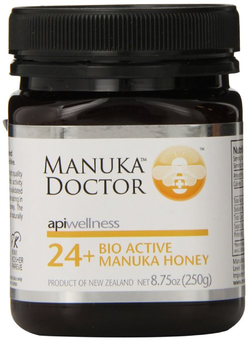 Manuka Doctor's +24 honey gets you good health for decent buck