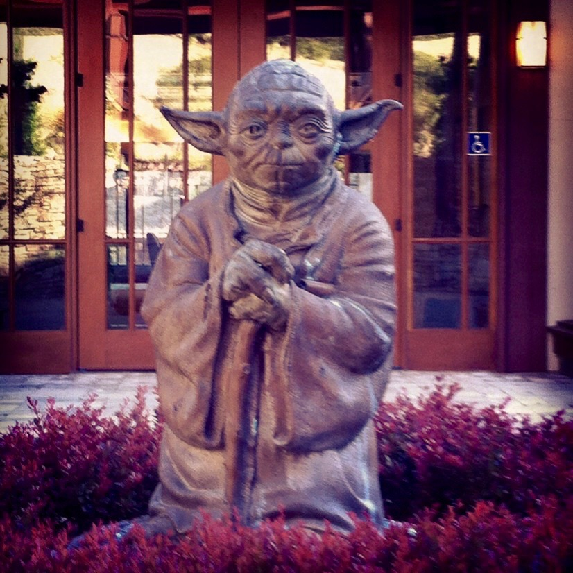 Master Yoda at Skywalker Ranch, San Francisco California - 3 Days*