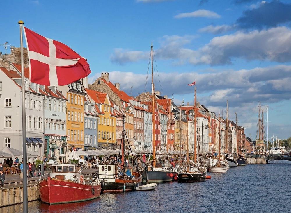 Nyhaven Harbour, Copenhagen Denmark - 3 Days*