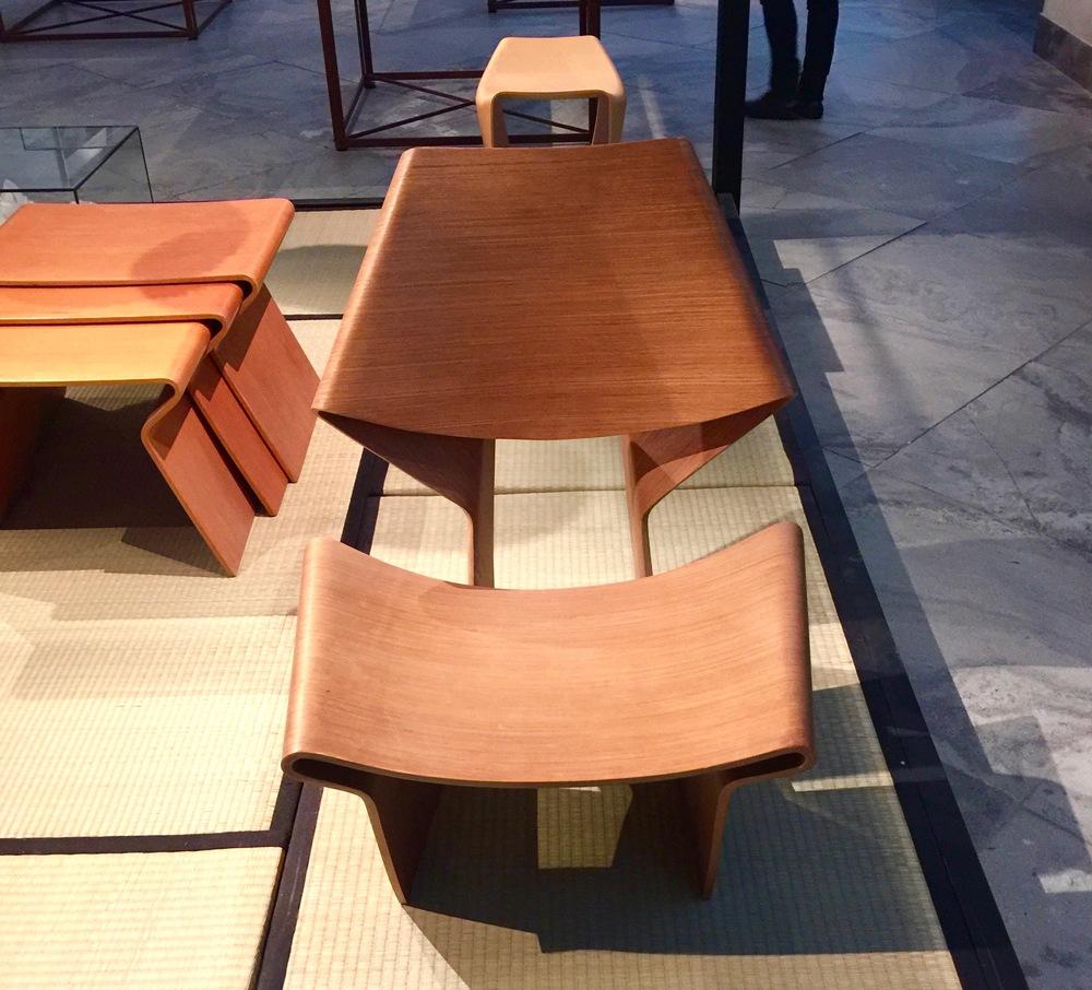 Modern Chairs at Scandinavian Design Museum, Copenhagen Denmark - 3 Days*