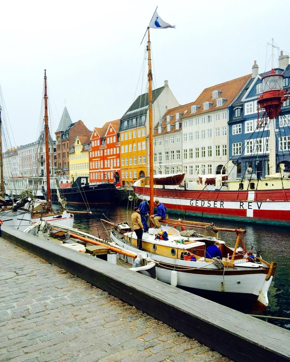 Nyhaven, Copenhagen Denmark - 3 Days*