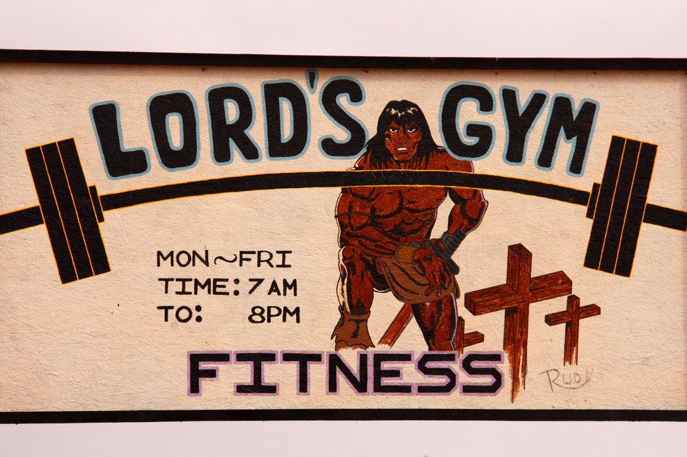 'The Lord's Gym in Page, Arizona - 3 Days*