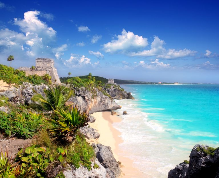 Andrea Emmerich, Tulum Ruins, Mexico - 3 Days*