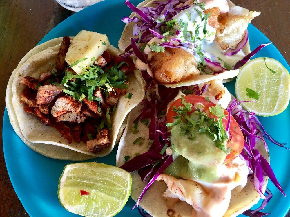 Andrea Emmerich, La Eufemia tacos, Tulum, Yucatan, Mexico - 3 Days*