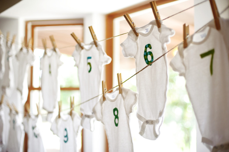 Onsies, lots of them - 3 Days* - photo by ABCkidsINC