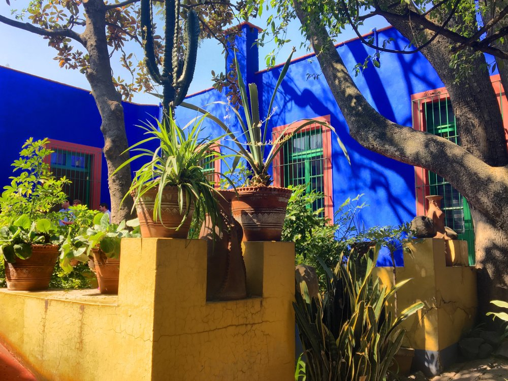 Casa Azul - Frida Kahlo Museum, Mexico City - 3 Days*