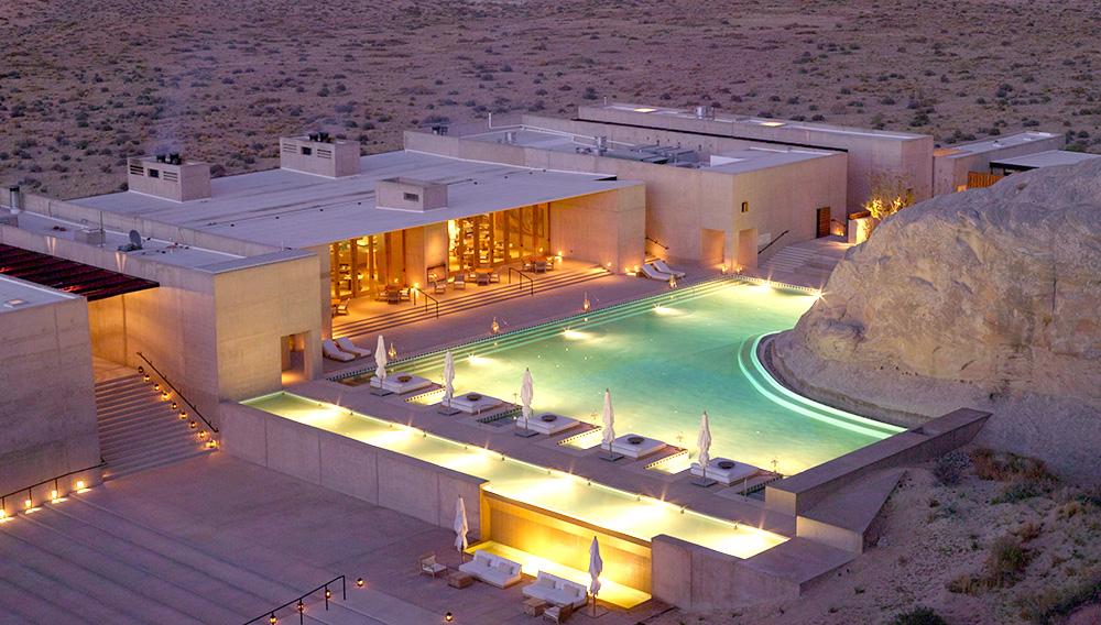 Amangiri Hotel, Utah, USA - 📸 Amangiri