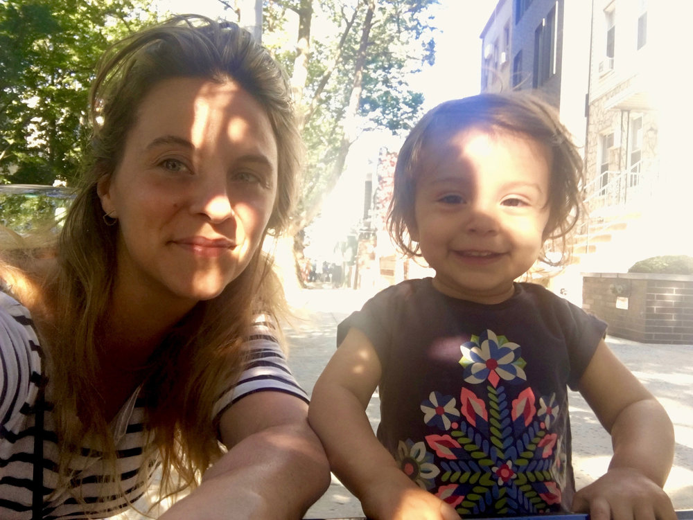 Ana and Aarya aka the cutest nugget we know in Williamsburg/Brooklyn- 3 Days*