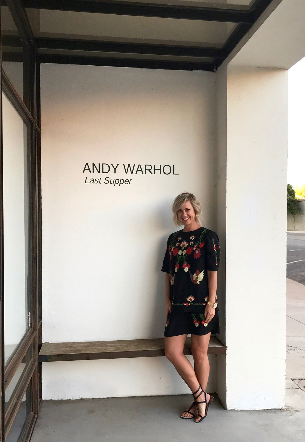 Amy Quackenbusch in Marfa, Texas - 3 Days*
