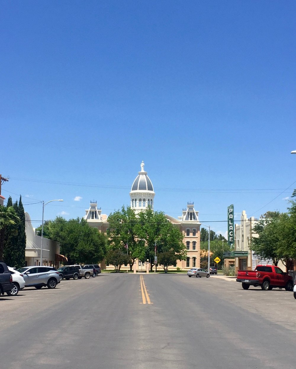 Downtown Marfa, Texas - 3 Days*