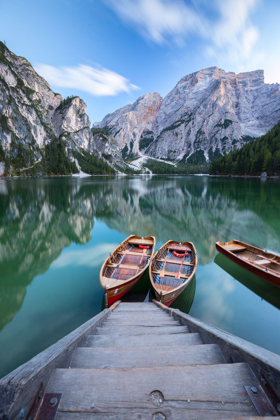 Lago di Braies, South Tyrol, Italy - 📸 Fesus