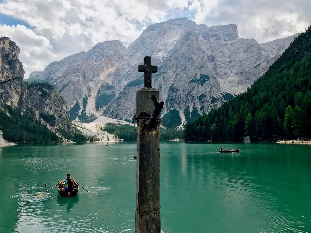 Lago di Braies, South Tyrol, Italy - 3 Days*