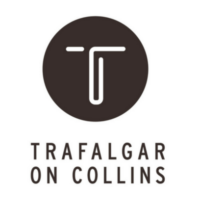 Trafalgar on Collins social media set up