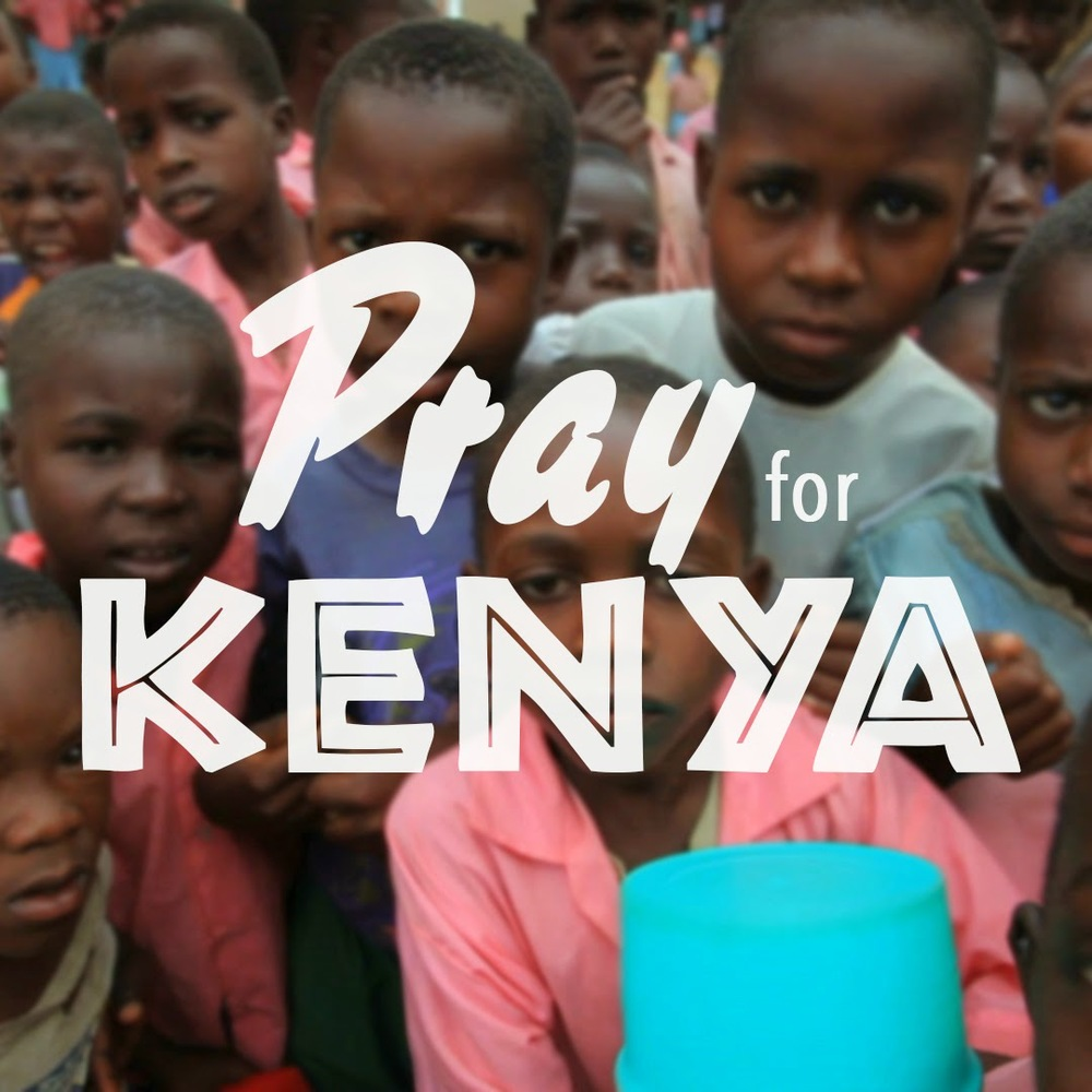 Pray for Kenya