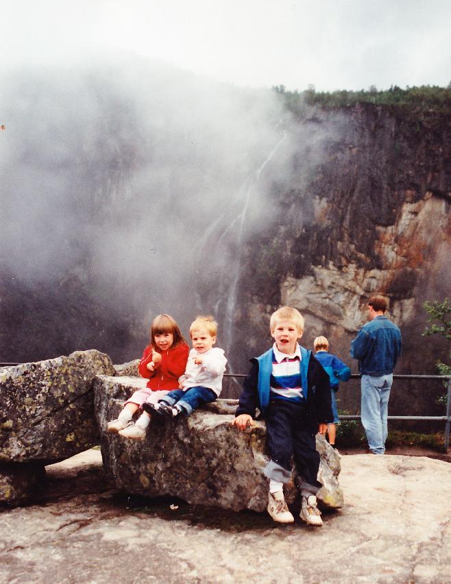 1992 in Flam, Norway