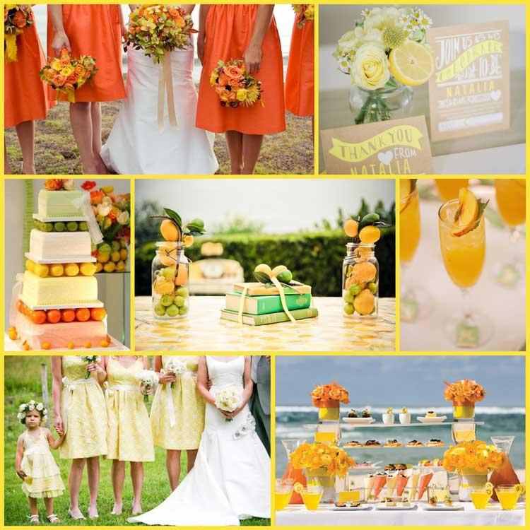 Lemon orange and lime wedding koozies by personalizedpockets citrus yellow orange green kooziesg junglespirit Images