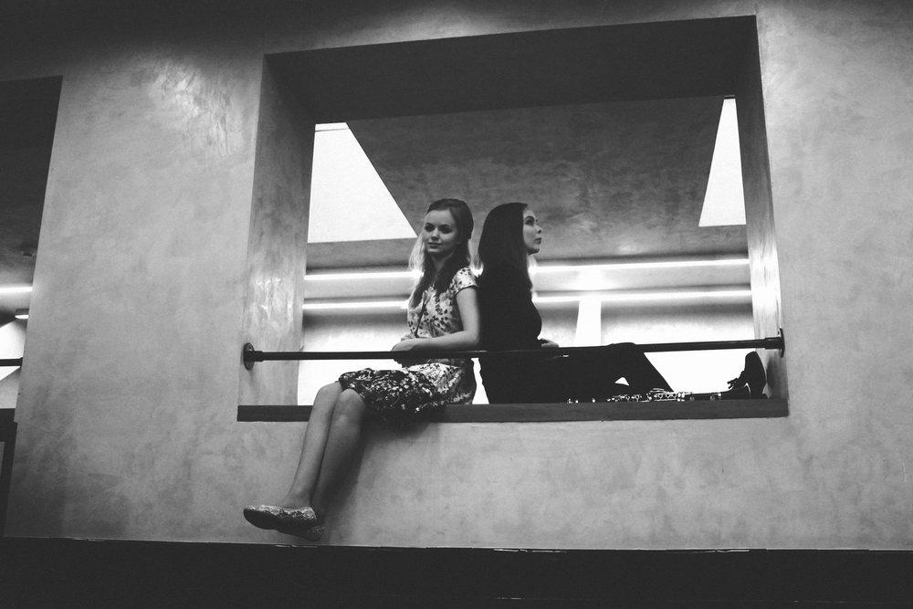 9. ÁGÚST 2017 - KL. 20:00 XX Duo - Auður Edda Erlendsdóttir klarínetta og Gabriela Jílková, cimbalom SIGURVEGARAR TÓNLEIKAKEPPNI TUF 2017