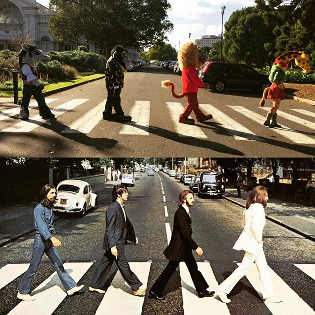 One day we hope to have an Album cover this iconic! #abcmusic #thebeatles #welovemusic