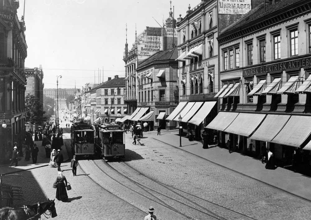 Karl Johansgate 1904
