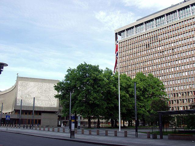 Oslo Byes Vel leverte mandag 31.10.2016 sin høringsuttalelse om Regjeringskvartalet