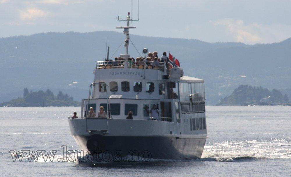Bli med på cruise i Oslofjorden
