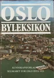 Oslo Byleksikon 1987