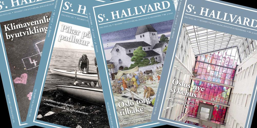 St. Hallvard- om bysamfunnet Oslo