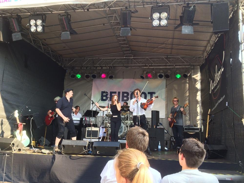 Ruhrorter Hafenfest - 21.08.2015