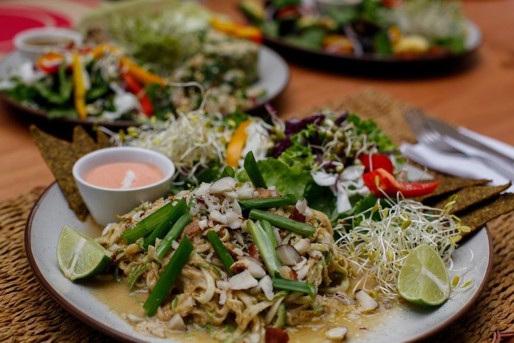 RAW Thai Noodles