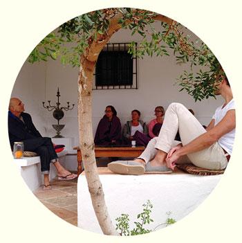 Spain Yoga Retreat Meditation Mindfulness Olive
